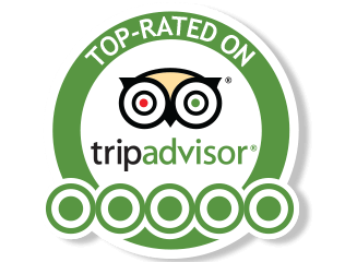 Top rated Trip Advisor